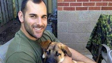 Died: Corporal Nathan Cirillo.