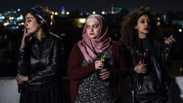 The Jewish International Film Festival is on until November 22.