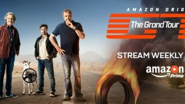 Amazon granted Aussies access to Prime Video just in time to watch The Grand Tour.