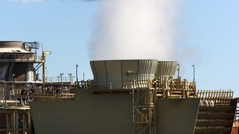 Alcoa signs up for gas from Chevron, BHP, Woodside