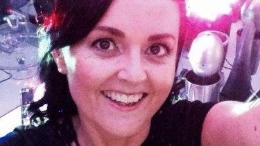 Adelle Collins was murdered in her Bribie Island home.