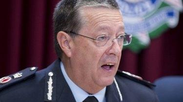 Police Commissioner Ian Stewart has slammed Australia's violent drinking culture.