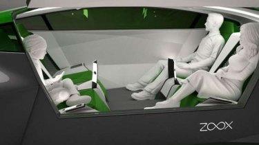 The Zoox auto-drive start-up.