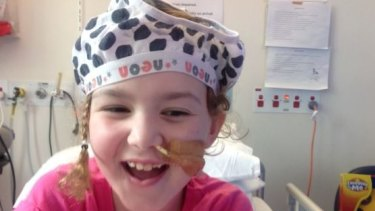Ruby Heuston, whose mother Chloe Heuston was killed by her mentally ill brother Anthony Waterlow, now has cancer.