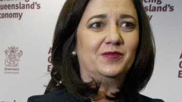 "Premier Annastacia Palaszczuk said the election showed that Queenslanders perceived Malcolm Turnbull to be ""out of touch""."