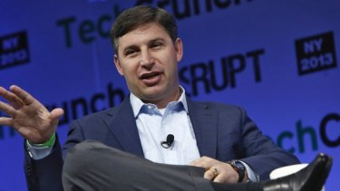 'Too difficult': Twitter CFO Anthony Noto.