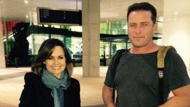 Today hosts Lisa Wilkinson and Karl Stefanovic arrive in Canberra late Monday.