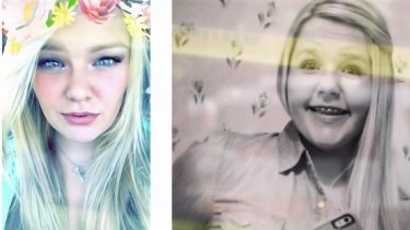 Taylor and Madison Sheats were found shot in the street outside their home.