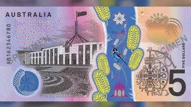 The new note will go into circulation on September 1.