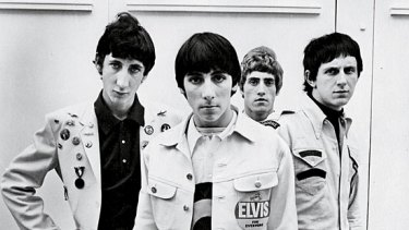 The Who were spokesmen for their generation.