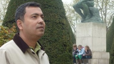 Avijit Roy.
