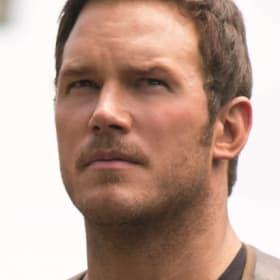 Chris Pratt in Jurassic World: Fallen Kingdom.