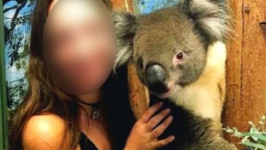 The Dutch backpacker had only been in Australia for a few weeks before she was allegedly attacked in a Surry Hills laneway.