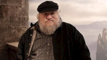 Author George R. R. Martin says a deal has been done to adapt his novella Skin Trade for the small screen.