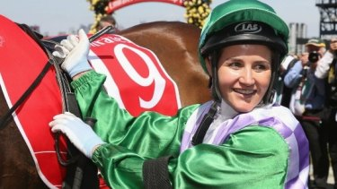 Michelle Payne remains in the Alfred.
