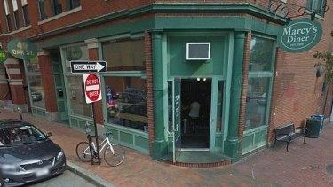 Darla's Diner in Portland, Maine.