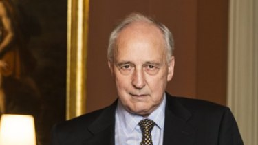 Paul Keating says Australia's potential will not be realised until the question of identity is settled.