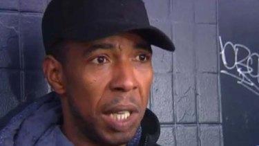 Nine years' experience: Brazilian-born Australian Nilson Dos Santos was refused a job because he was black.