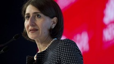 """Always upfront with what I knew at the time"":  Gladys Berejiklian."