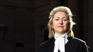 Crown prosecutor Margaret Cunneen denies having advised her son's girlfriend to feign chest pains to avoid a police breath test after a car crash.