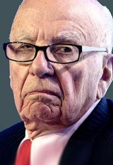 Media mogul Rupert Murdoch has proposed that the US accept only Christian refugees from Syria.