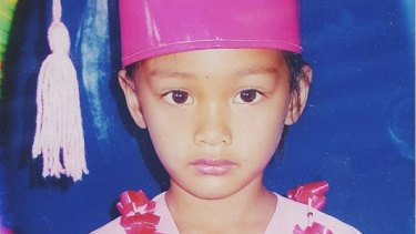 Danica May, 5, was shot as gunmen attacked her grandfather.