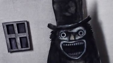 Australian horror film The Babadook has become a gay meme after Netflix lumped the movie into its LGBT category for US viewers.