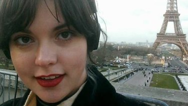 Emma Parkinson woke from surgery to the sound of her mother's voice over the phone.