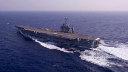 United States aircraft carriers are a costly gamble in the Asia-Pacific contest with China