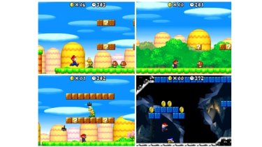 Mario went back to his 2D roots in 2006, and it proved to be his most popular outing in years.