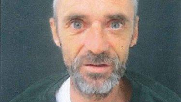 Barry Dettman escaped from Langi Kal Kal on Sunday.