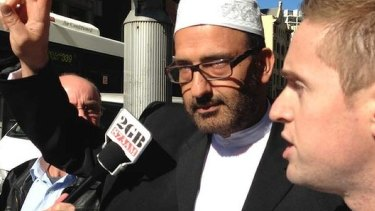 Police could not rule out that bikie gang members were not involved in the murder of Man Monis' ex-wife, a court has heard.