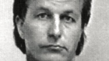 Hugo Rich: an armed robber who turned to murder.