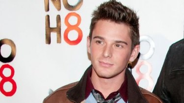 Adult film actor Sean Paul Lockhart (aka Brent Corrigan).