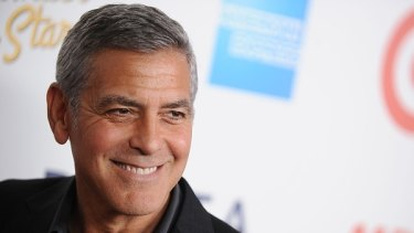 George Clooney co-founded the tequila company four years ago.