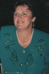 Victim: Janet Campbell was pushed off a cliff by her husband of six months.