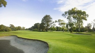 Rossdale Golf Club in Aspendale went from delightful to disrepair after a worker stole more than $300,000 from it.