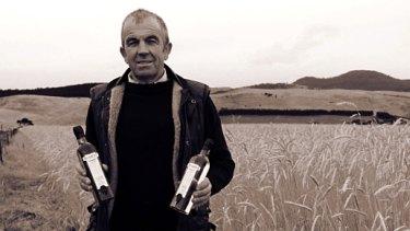 Peter Bignell of Tasmanian rye whisky distillery Belgrove.