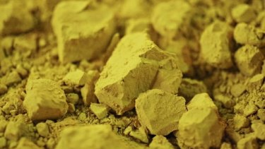 Uranium sells for around $25 a pound, the lowest since 2005.