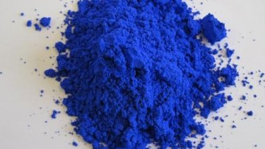 YInMn Blue: the new 'near-perfect' blue.