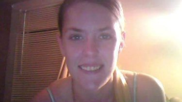 Tiffany Sayre's body was found wrapped in a bed sheet.