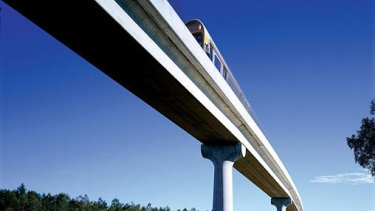 Brisbane Airport Corporation is pushing for a third Airtrain stop near the DFO.