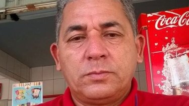 Waldomiro Costa Pereira was murdered in hospital.