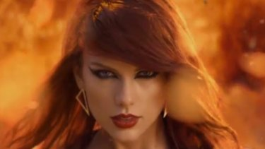 Taylor Swift's latest move has caused a bit of Bad Blood