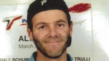 Missing man: Russell Jenkin.