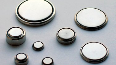 Button batteries are usually located in easily accessible compartments, posing a risk for children who may swallow them and die.