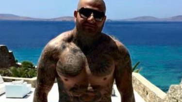 Ricky Ciano was allegedly targeted for murder at his Central Coast home in 2015.
