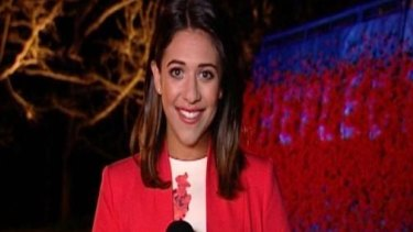 Injured Australian TV reporter Jodi Lee wrote a withering complaint after her experience on a Jetstar flight.