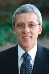 Professor Alan Dupont of the Lowy Institute.