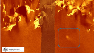 Sonar images captured by the Fugro Discovery vessel during its search for MH370 in October.